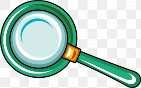Magnifying Glass Decoration Vector - Magnifying Glass Clip Art PNG