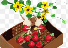 Strawberry - Strawberry Cuisine PNG