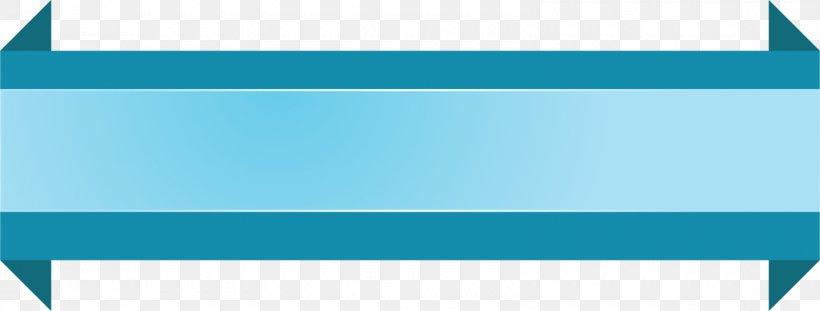 Ribbon Web Banner, PNG, 1600x608px, Ribbon, Aqua, Azure, Blue, Brand Download Free