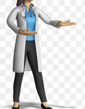 Girl Doctor Who 10 - Computer Animation Clip Art Image Cartoon PNG