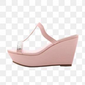 Women's Sandals - Sandal Shoe High-heeled Footwear PNG
