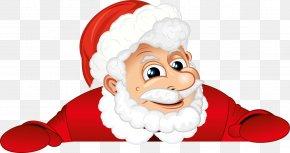 Santa Claus - Santa Claus Christmas New Year Villancico PNG
