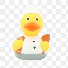 Duck - Rubber Duck Natural Rubber Toy Veseli Dućan PNG