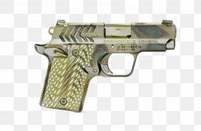 Metal Airsoft Gun - Gun Cartoon PNG