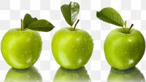 HD Green Apple Creative Food Ingredients Simulation - Apple Tart Fruit Clip Art PNG