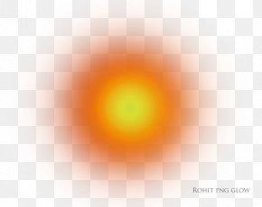 Glow Transparent Image - Circle Close-up Wallpaper PNG