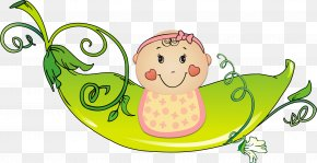 Baby Birthday Clipart - Diaper Cake Pea Clip Art PNG