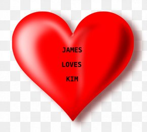 James G Champignons - Heart Valentine's Day Love Product Design PNG