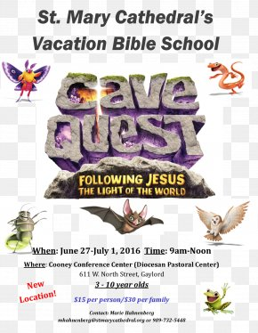 Child - Cave Quest Vacation Bible School VBS Mini He Is The Light (Cave Quest Vbs Theme Song 2016) Child PNG