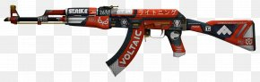 Ak 47 - Counter-Strike: Global Offensive AK-47 YouTube Video Game M4A1-S PNG
