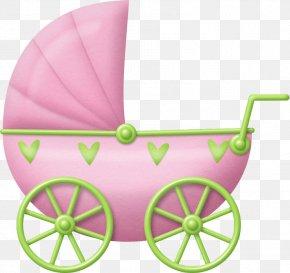 Baby Shower - Infant Baby Shower Baby Transport Clip Art PNG