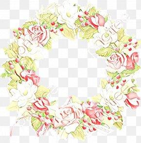 Rose Floral Design - Floral Design PNG