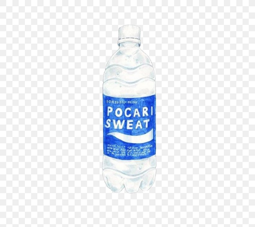 Water Bottle Mineral Water Bottled Water Illustration, PNG, 552x729px, Water Bottles, Bottle, Bottled Water, Distilled Water, Drawing Download Free