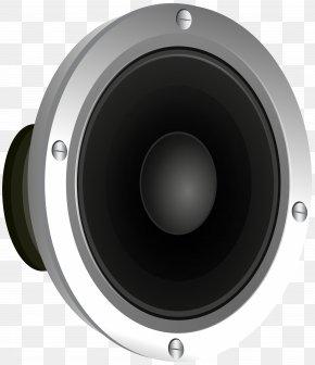 Speaker Clip Art - Computer Speakers Microphone Clip Art PNG