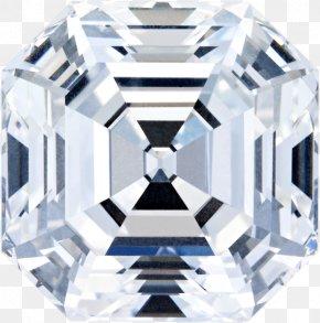 Diamond - Earring Cut Diamond Engagement Ring Jewellery PNG