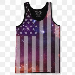 United States - Flag Of The United States Independence Day Gilets Constitutional Amendment PNG