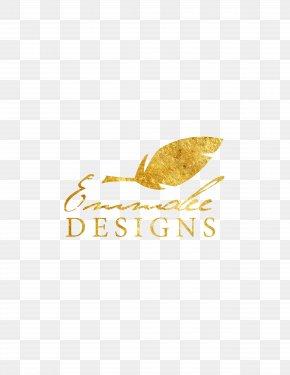 Gold Leaf - Gold Leaf Logo Metal Leaf PNG