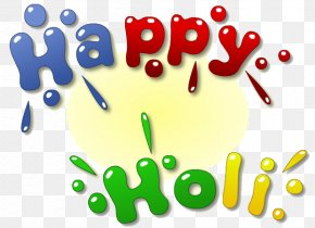 Happy Holi Text Transparent Images - Holi Plain Text Editing Clip Art PNG