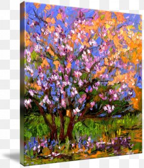 Painting - Modern Art Acrylic Paint Oil Painting Impressionism PNG