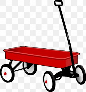 Horse And Carriage - Toy Wagon Car Clip Art PNG