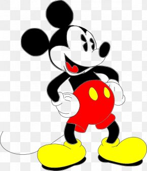 Mickey Mouse - Mickey Mouse Minnie Mouse The Walt Disney Company Cartoon PNG