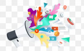 Social Media Campaigns - Online Advertising Marketing Advertising Agency Web Banner PNG