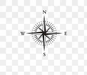 Compass - Paper Fortune Teller Compass Angle PNG