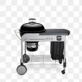 Barbecue - Barbecue Weber Performer Deluxe 22 Grilling Weber-Stephen Products Charcoal PNG