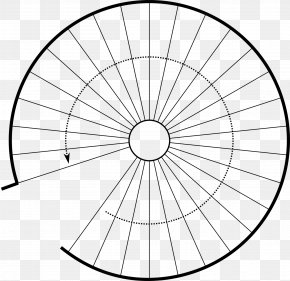 Stairs - Unit Circle Degree Protractor Polar Coordinate System PNG