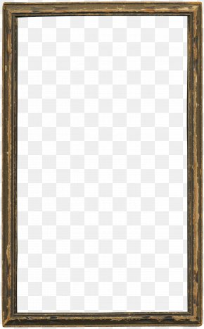 Brown Frame - Picture Frame Brown Photography PNG