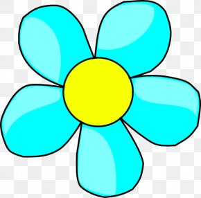 Cartoon Flower Cliparts - Free Content Common Daisy Clip Art PNG