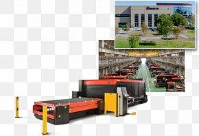 Amada Co Laser Cutting Machine Manufacturing Metal Fabrication PNG
