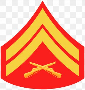 Army - United States Marine Corps Staff Sergeant Corporal Military Rank PNG