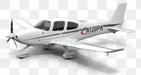 Aircraft - Cirrus SR20 Cirrus SR22 Airplane Aircraft Flight PNG