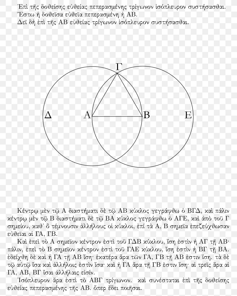 Euclid's Elements Euclidean Geometry Axiom Mathematics, PNG, 795x1024px, Euclidean Geometry, Area, Axiom, Black And White, Definition Download Free