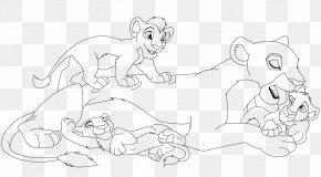 Lion - Lion Dog Simba Drawing Coloring Book PNG