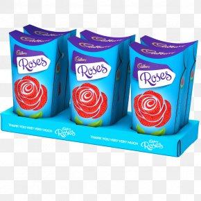 Chocolate Box - Cadbury Roses Chocolate Bar Box PNG