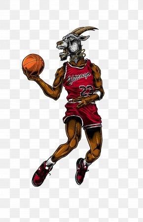 Goat - Portland Goat Baseball Team Sport Illustration PNG