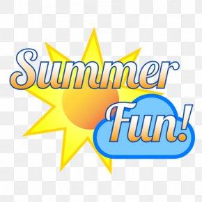 Summer Fun - Summer Camp Clip Art PNG