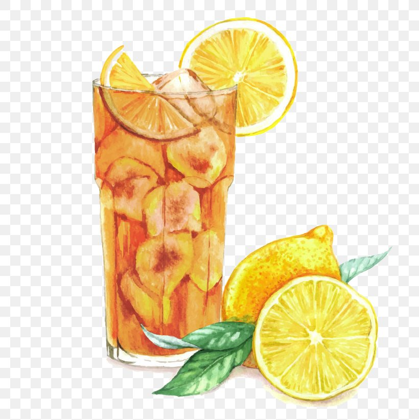 Watercolor Cocktail Painting, PNG, 800x822px, Cocktail, Art, Citric Acid, Cocktail Garnish, Drawing Download Free