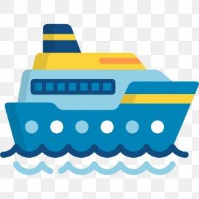 Fancy Cruise Ship Icon - Clip Art Mediterranean Shipping Company Cruise Ship PNG