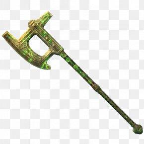 Weapon - The Elder Scrolls V: Skyrim – Dragonborn Battle Axe Weapon Sword PNG