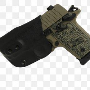 Handgun - Trigger Gun Holsters Firearm Handgun Ranged Weapon PNG