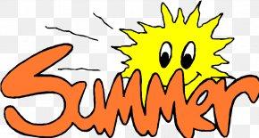 Summer Cliparts - Clip Art For Summer Clip Art PNG