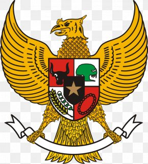 Bali - National Emblem Of Indonesia Garuda Indonesia Logo PNG