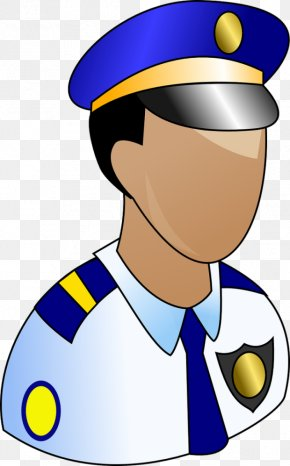 Picture Of Police Officer - Police Officer Logo Clip Art PNG