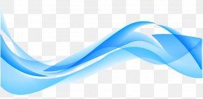 Wave - Blue Wave Vector PNG