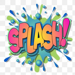 Splash English Explosion Sticker - Comic Book Stock Photography Royalty-free Illustration PNG