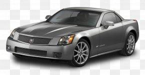 Cadillac XLR V Grey Car - 2009 Cadillac XLR-V 2006 Cadillac XLR-V 2005 Cadillac XLR Car PNG