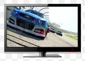 Car - Bumper Car Electronics Television Automotive Design PNG